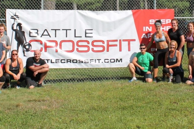 August 24, 2019 – WOD at Webster Park