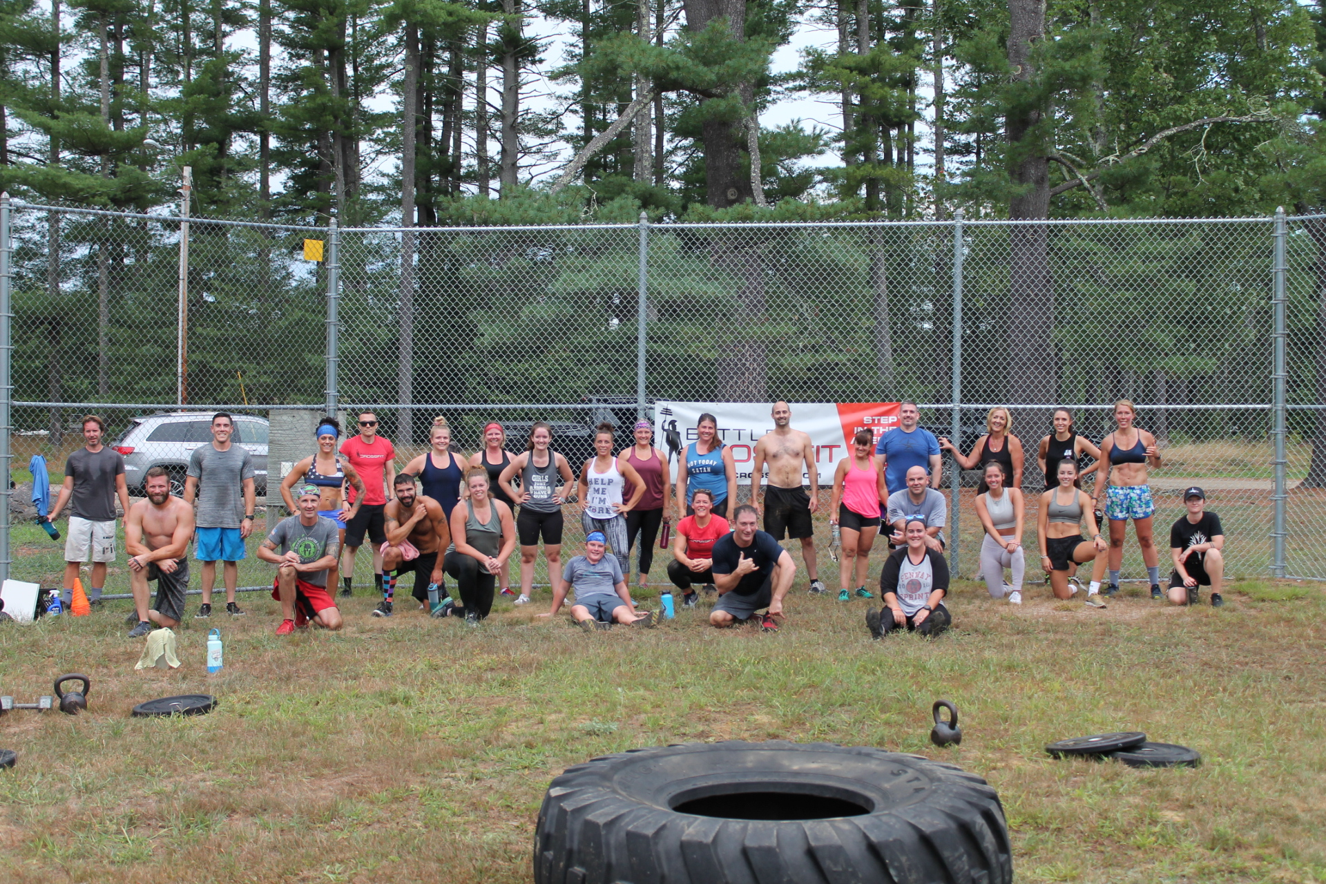 August 22, 2020 – 2nd Annual WOD in the park